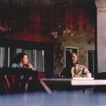 Io e Romolo Romano a Ferrara