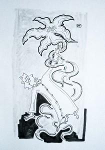 filippo biagioli disegno criba analphabetic art