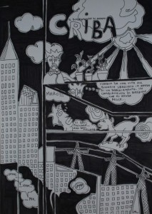 filippo biagioli criba analphabetic art fumetto analphabeta analphabetic comics