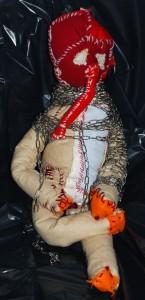 filippo biagioli bambola analphabetica primitiva protettiva ancestrale