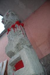 filippo biagioli feticcio calcestruzzo colore