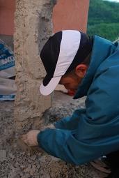 filippo biagioli scultura particolare lavorazione