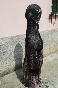 filippo biagioli feticcio nero profilo sx