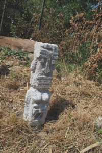 filippo biagioli statua rituale vendone