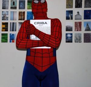 uomo ragno e le visioni su criba