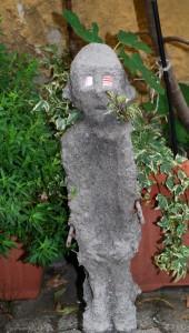 filippo biagioli arte tribale contemporanea arte tribale europea european tribal art fetish figure ancestral figure insettario