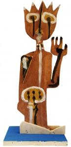 scultura in legno sculpture arte tribale contemporanea arte tribale europea european tribl art contemporary tribal art filippo biagioli