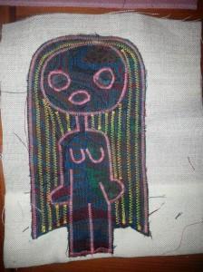 fabric book by filippo biagioli ritual artist page base