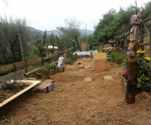 filippo biagioli museo sul territorio giardino tribale serravalle pistoiese podere la fornace