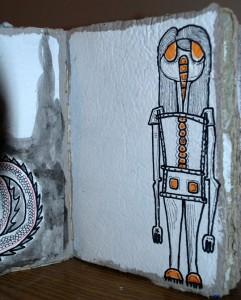 filippo biagioli disegno libro ancestral figure