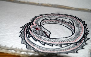 filippo biagioli disegno libro rituale european tribal art