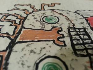 filippo biagioli libro d'artista libro d'arte 手作りの本 livre à la main 작가의 책 libro hecho a mano handmade book hand made ritual book handmade ritual book handmade paper