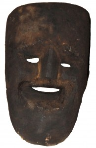 Nepal agosto 2014 mask arte primaria