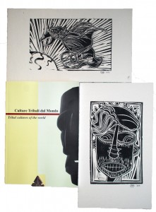 lotto 2 filippo biagioli adigrafie libro culture tribali dal mondo