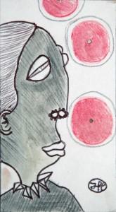 santino 9x5 2014 tecnica mista su carta spessa 27