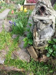 filippo biagioli fetish figure giardino tribale serravalle pistoiese