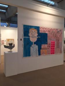 Immagina Arte Fiera Reggio Emilia 2015 Galleria Viadeimercati Filippo Biagioli