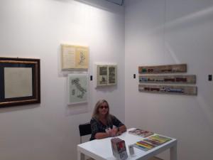 Immagina Arte Fiera Reggio Emilia 2015 Galleria Viadeimercati Paola Bertolazzi