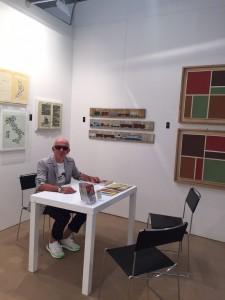 Immagina Arte Fiera Reggio Emilia 2015 Galleria Viadeimercati Ronaldo Farolfi