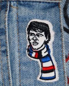 giubbotto jeans wampum filippo biagioli
