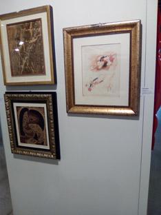 arte parma art fair mercante in fiera PICASSO
