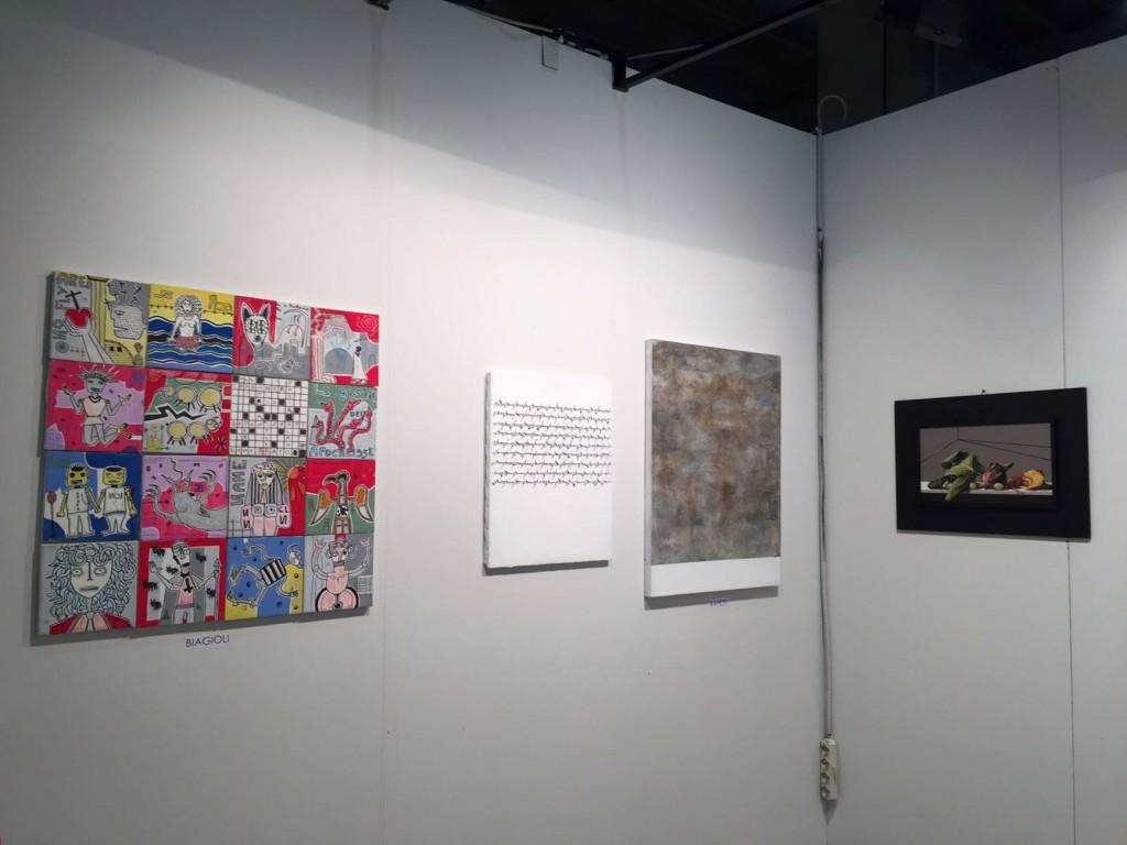 arte parma art fair mercante in fiera filippo biagioli gerico rapetti