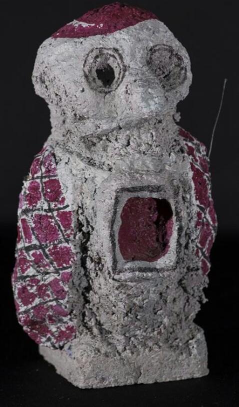 filippo biagioli piccolo idolo calcestruzzo studio arte borromeo
