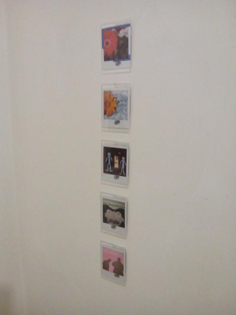 filippo biagioli tra stupore e innovazione personale galleria viadeimercati vercelli arte tribale contemporanea polaroid