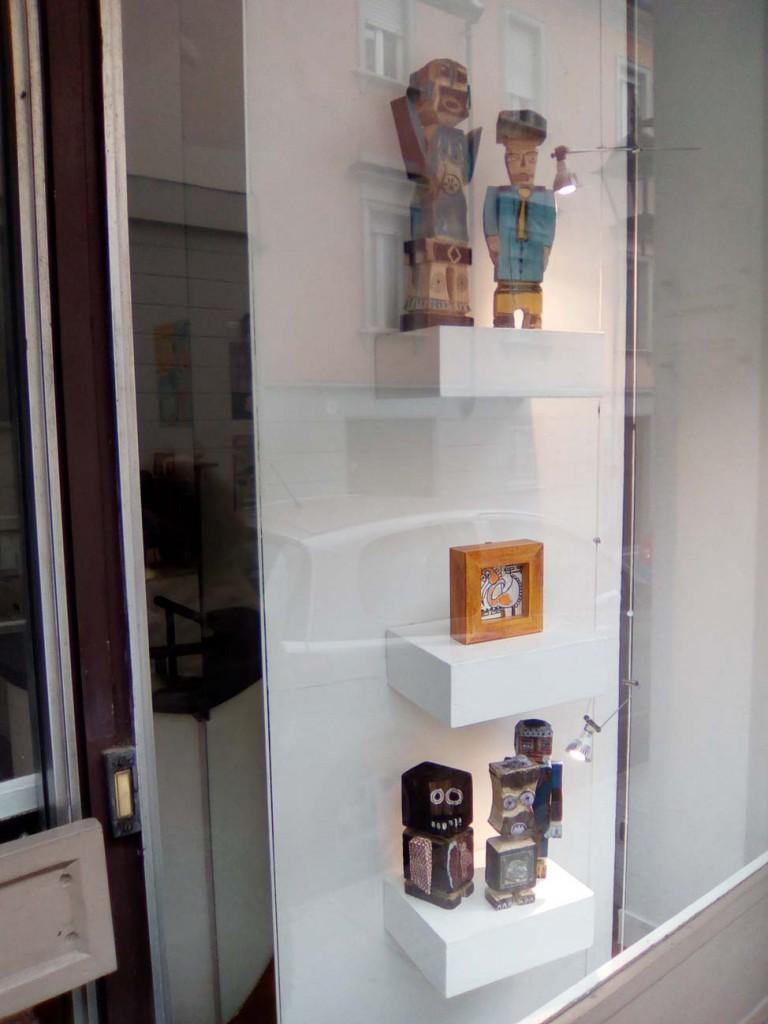 gio'o doll ancestor figure reliquiari filippo biagioli tra stupore e innovazione personale galleria viadeimercati vercelli arte tribale contemporanea