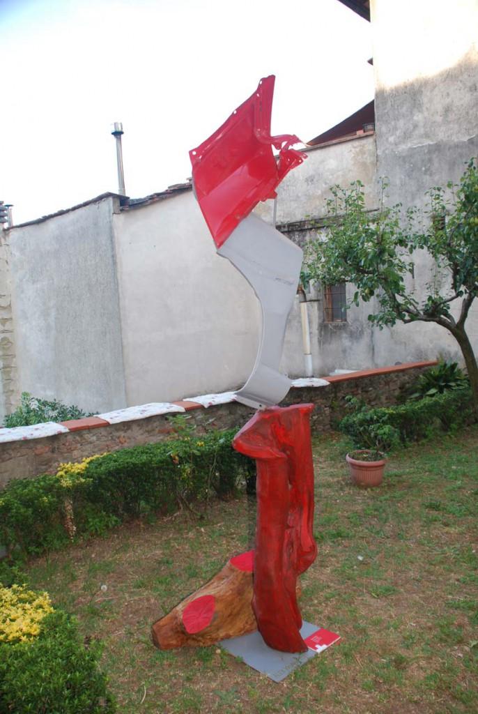 Alex Milani Per Giorgio arte internazionale a Massa pt