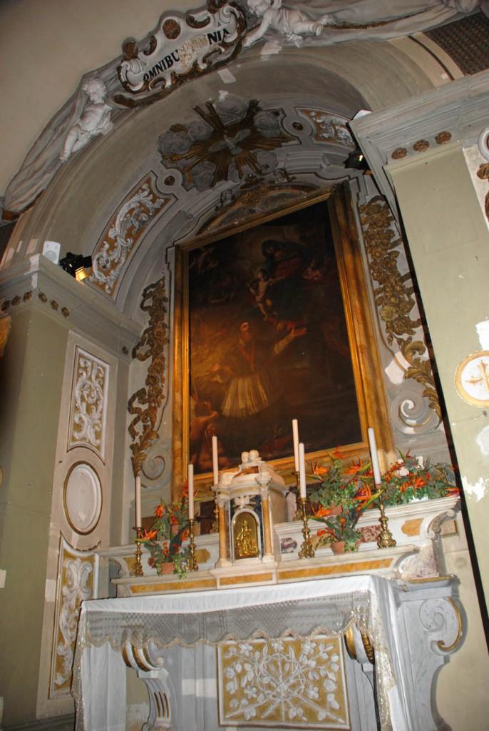 Altare museo religioso Per Giorgio arte internazionale a Massa pt