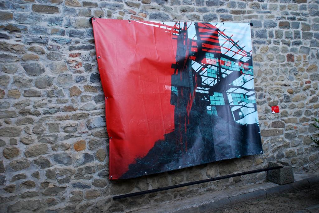 Angela Galli Per Giorgio arte internazionale a Massa pt