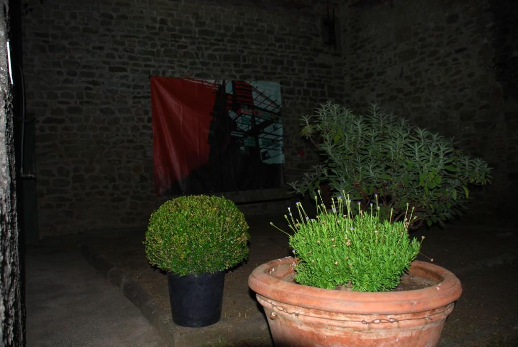Angela Galli notturna Per Giorgio arte internazionale a Massa pt