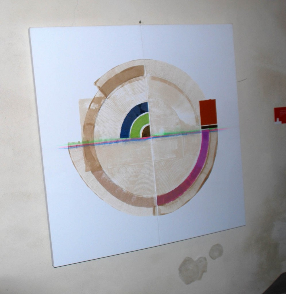 Claudio de Col Per Giorgio arte internazionale a Massa pt
