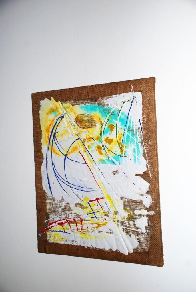 Errico Irace Per Giorgio arte internazionale a Massa pt