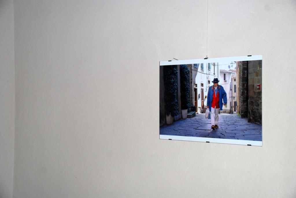 Jacopo Bellomo Per Giorgio arte internazionale a Massa pt