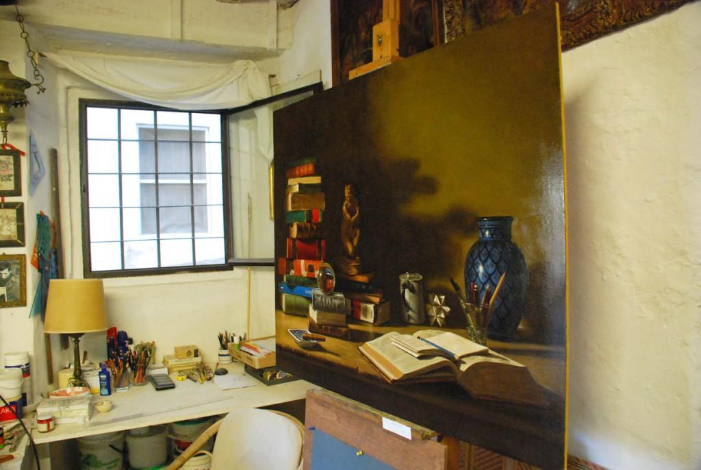 Per Giorgio arte internazionale a Massa pt Rocco Normanno studio Per Giorgio arte internazionale a Massa pt