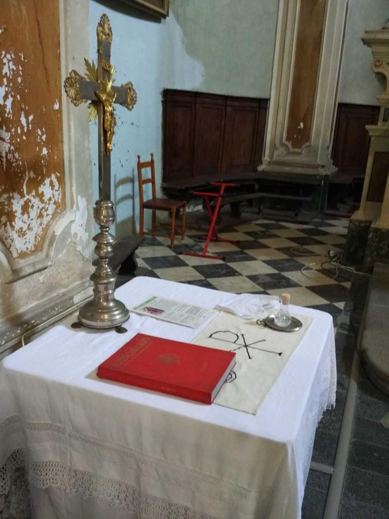 Stoffa filippo biagioli Chiesa Santo Stefano Serravalle Pistoiese