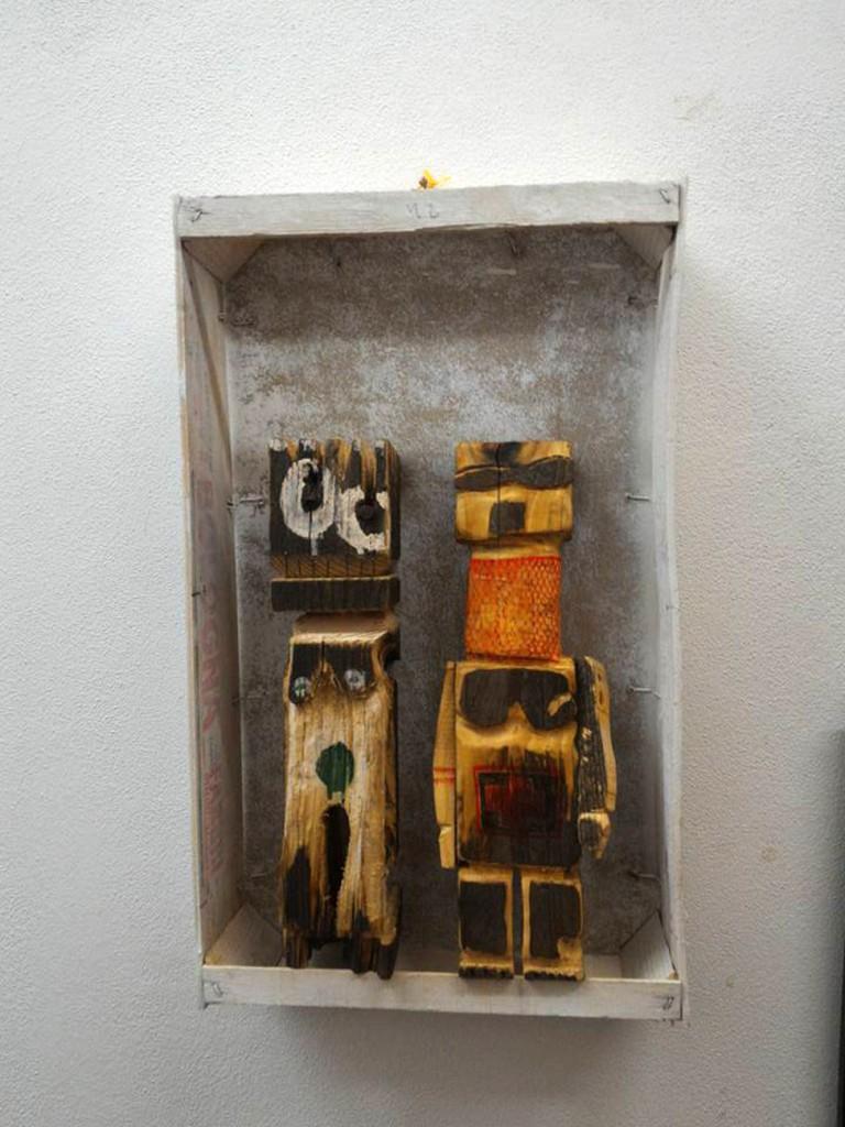 filippo biagioli tra genio e follia art primitive gallery sarzana gio'o doll