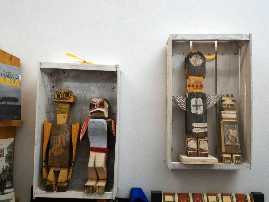 filippo biagioli tra genio e follia art primitive gallery sarzana gio'o doll 2