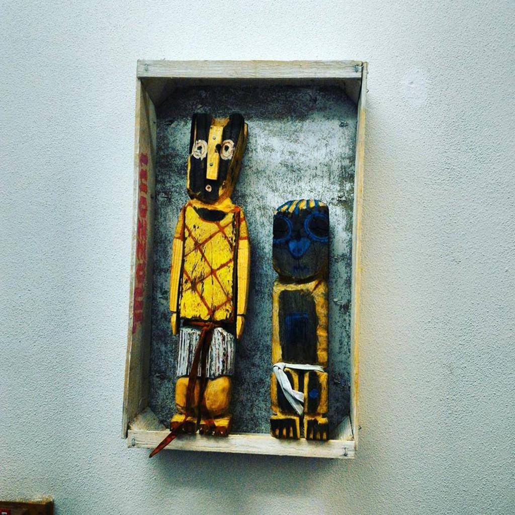 filippo biagioli tra genio e follia art primitive gallery sarzana gio'o doll 3