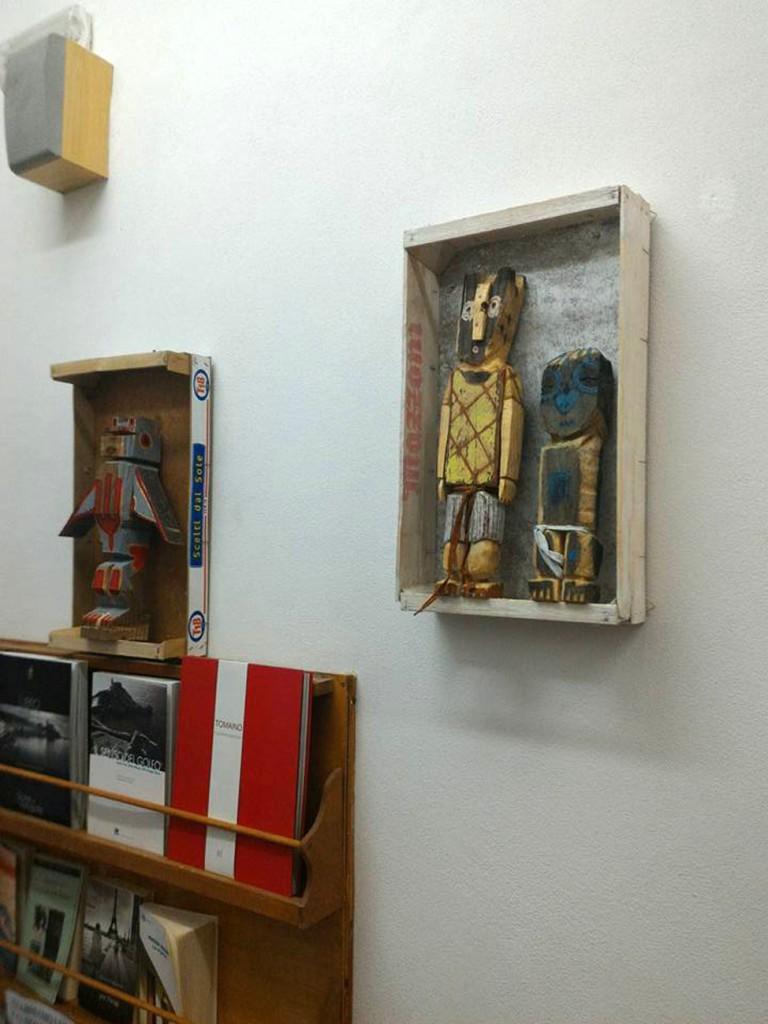 filippo biagioli tra genio e follia art primitive gallery sarzana gio'o doll 4