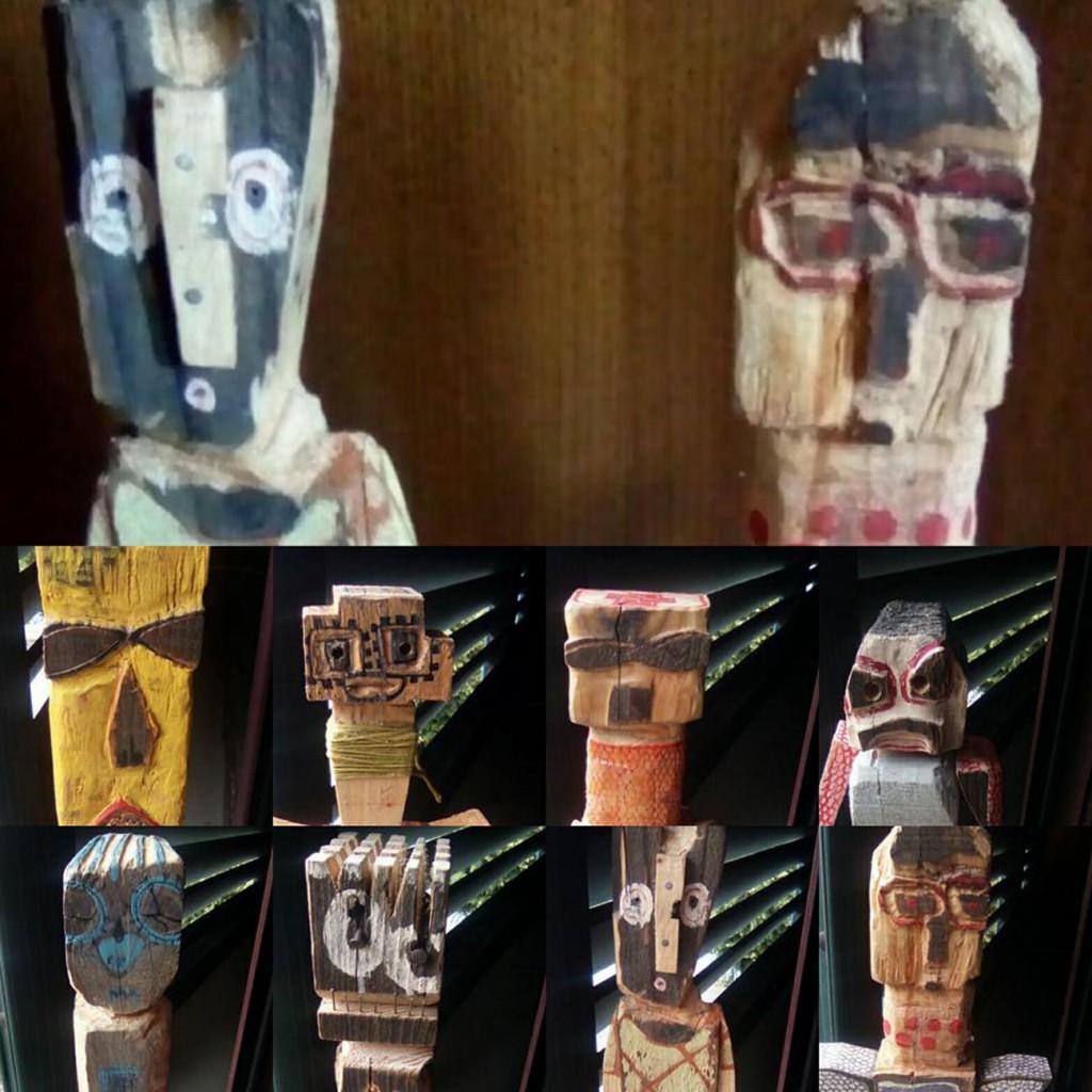 filippo biagioli tra genio e follia art primitive gallery sarzana gio'o doll 5