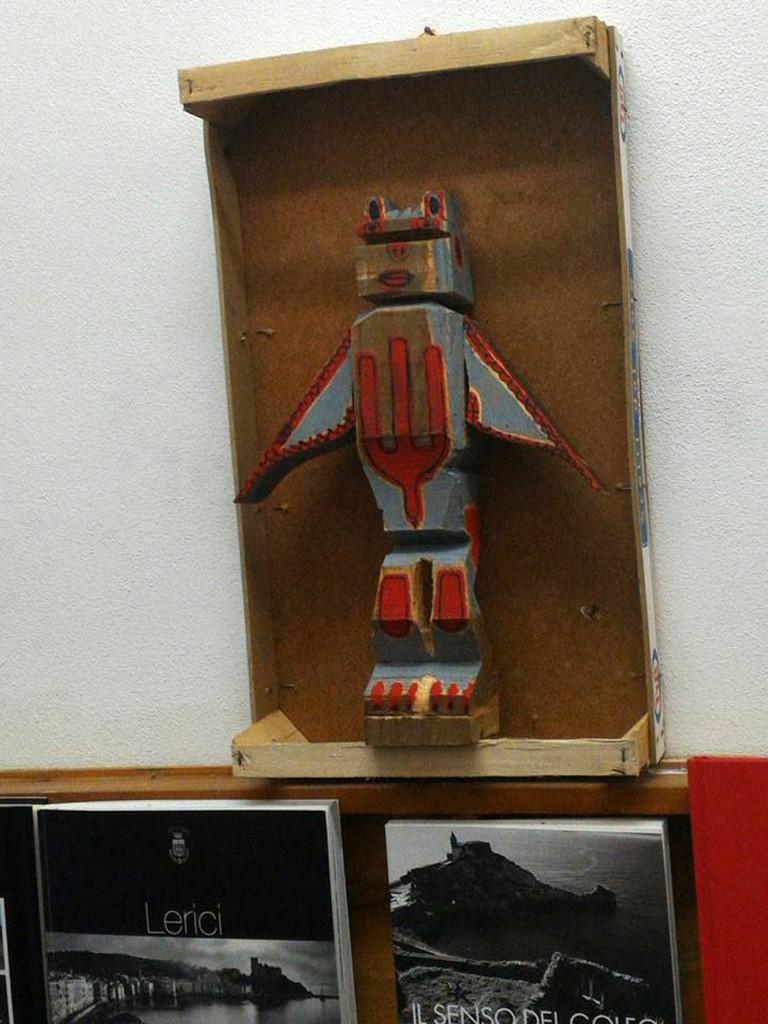 filippo biagioli tra genio e follia art primitive gallery sarzana gio'o doll 7