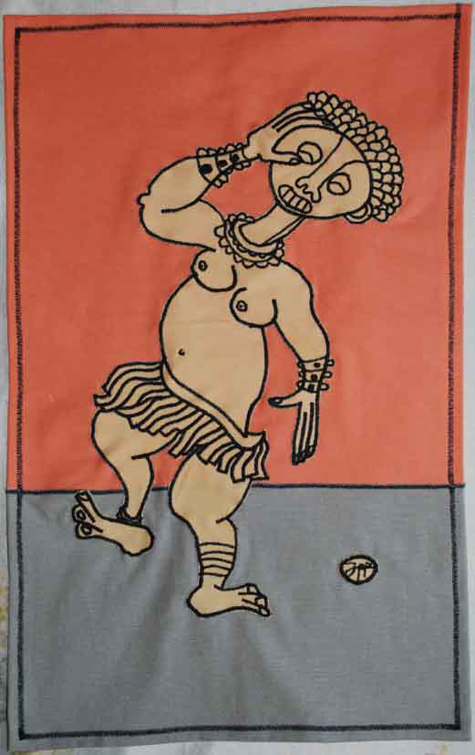 blue moon curio shop kathmandu nepal shiva bhandari gallery ritual cloth by filippo biagioli 1a