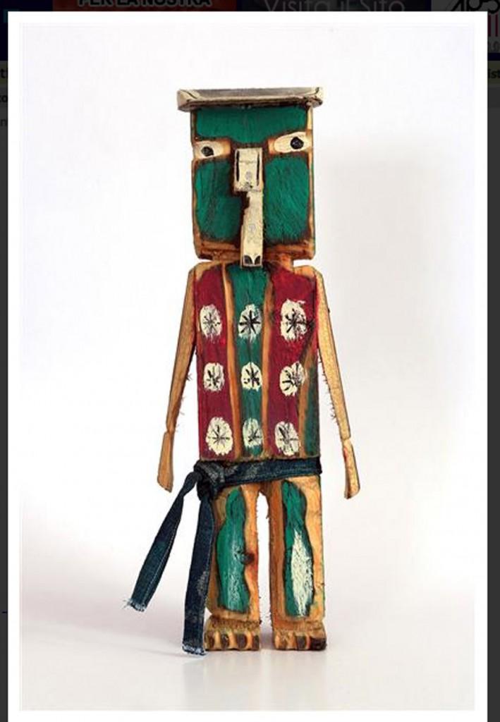 filippo biagioli Ancestor Figure lotto 41 federico II Bari
