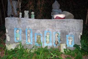 altare santuario dell'acqua filippo biagioli solstizio d'inverno 2016