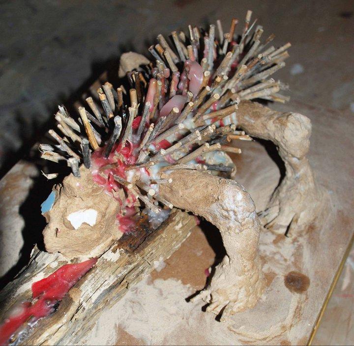 filippo biagioli altar figure
