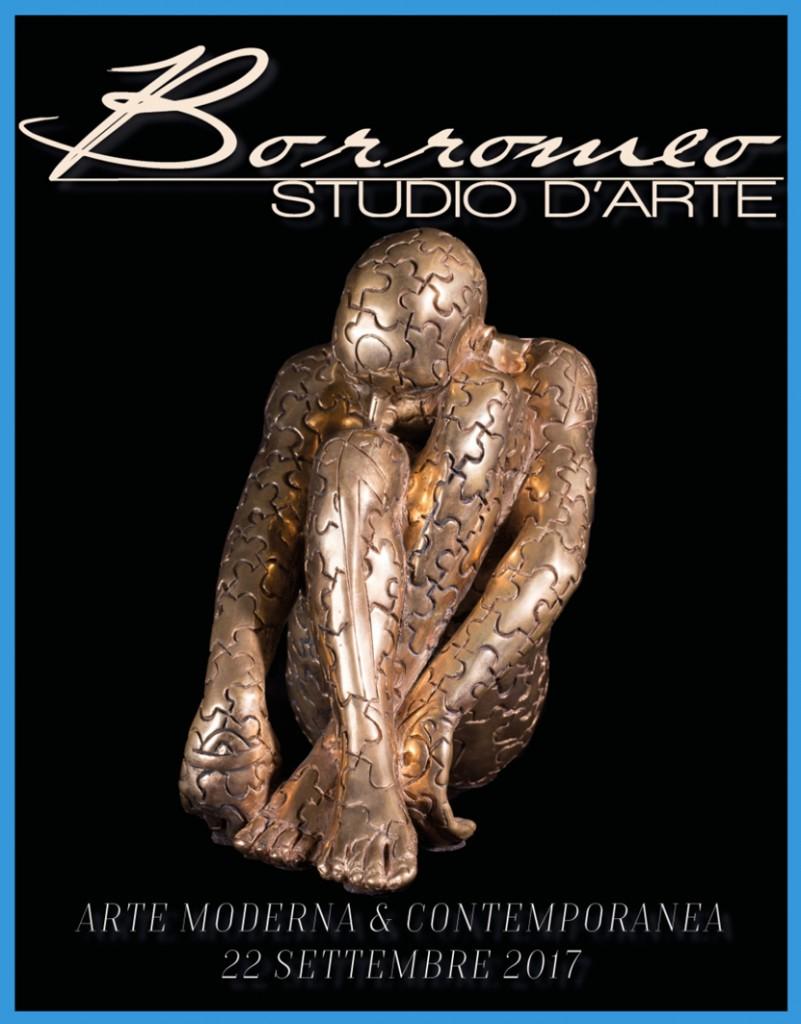 Asta Borromeo copertina catalogo Rabarama