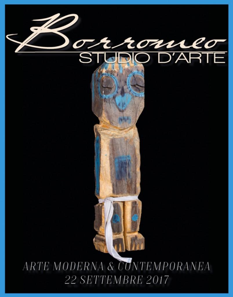 Asta Borromeo copertina catalogo filippo biagioli
